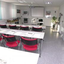 Seminarraum: moderne Technik für beste Präsentationen