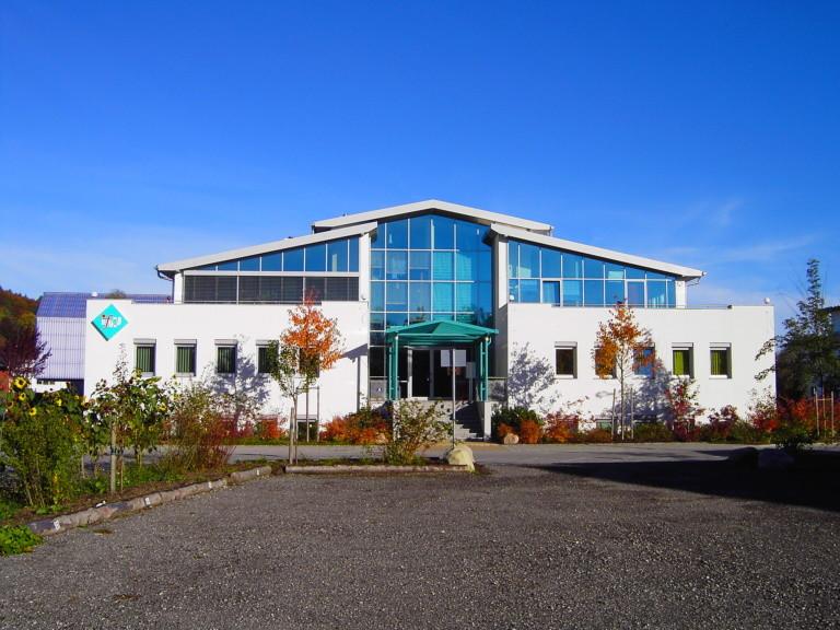 Bürogebäude des BüroCenter Wolfratshausen: modernes Bürogebäude in bester Lage